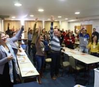 Treinamento de Novos Franqueados e Educadores SUPERA Julho 2015 (28)
