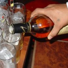 Bebidas alcoólicas diminuem a atividade neuronal