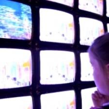 O cerebro das crianças e a tv