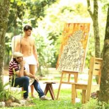 SUPERA apoia a arte de Luiz Bhittencourt