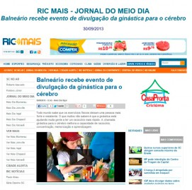 SUPERA no Jornal do Meio Dia