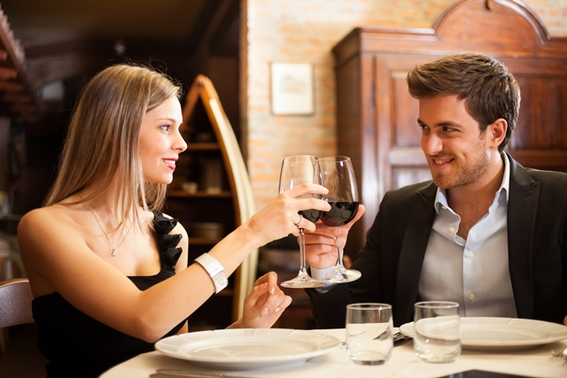 Tem um encontro romântico esta noite?