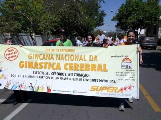 Gincana  Nacional - SUPERA Jaguariuna 2013