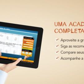 lançamento do site de treinamento cerebral supera online