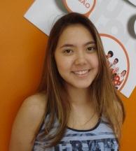 Julia Matias - aluna do SUPERA Fernandopolis