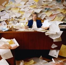 Estresse diminui a produtividade