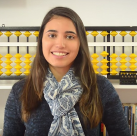 Aluna do SUPERA realiza sonho de estudar nos EUA Isabella Scarinzi