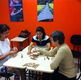 Alunas do SUPERA Curitiba Juvevê desafiam o cérebro na competição