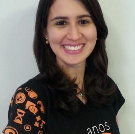 Luiza Borges Pinheiro é educadora do SUPERA Goiânia (GO)