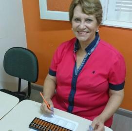 Soeni faz exercícios para o cérebro em São José dos Campos (SP)
