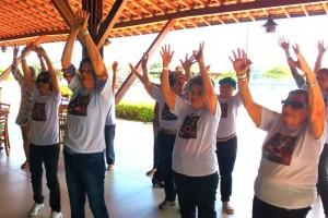 Alunos SUPERA em Recife exercitam o cérebro e o corpo