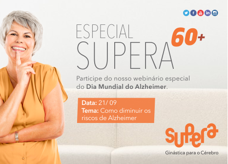 Palestra com especialista no Dia Mundial do Alzheimer