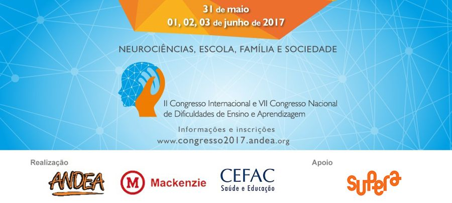 SUPERA apoia congresso sobre ensino e aprendizagem - SUPERA - Ginástica para o Cérebro
