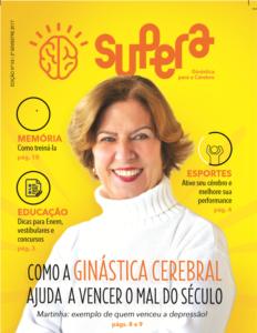 Dicas de memorização e histórias incríveis na 3ª Revista Supera - SUPERA - Ginástica para o Cérebro
