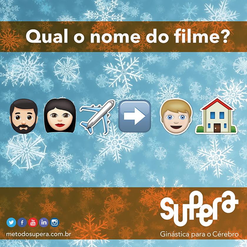 Qual o nome do filme #2
