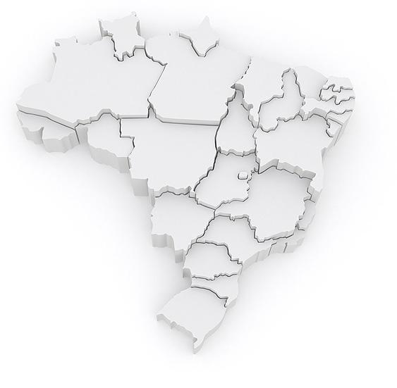Mapa das Unidades Supera