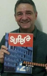 Depoimento de Sidney Sendtko, 55 anos, aluno do SUPERA Balneário Camboriú (SC)