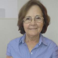Maria Santana de Souza, 71 anos, aluna do SUPERA Londrina (PR)
