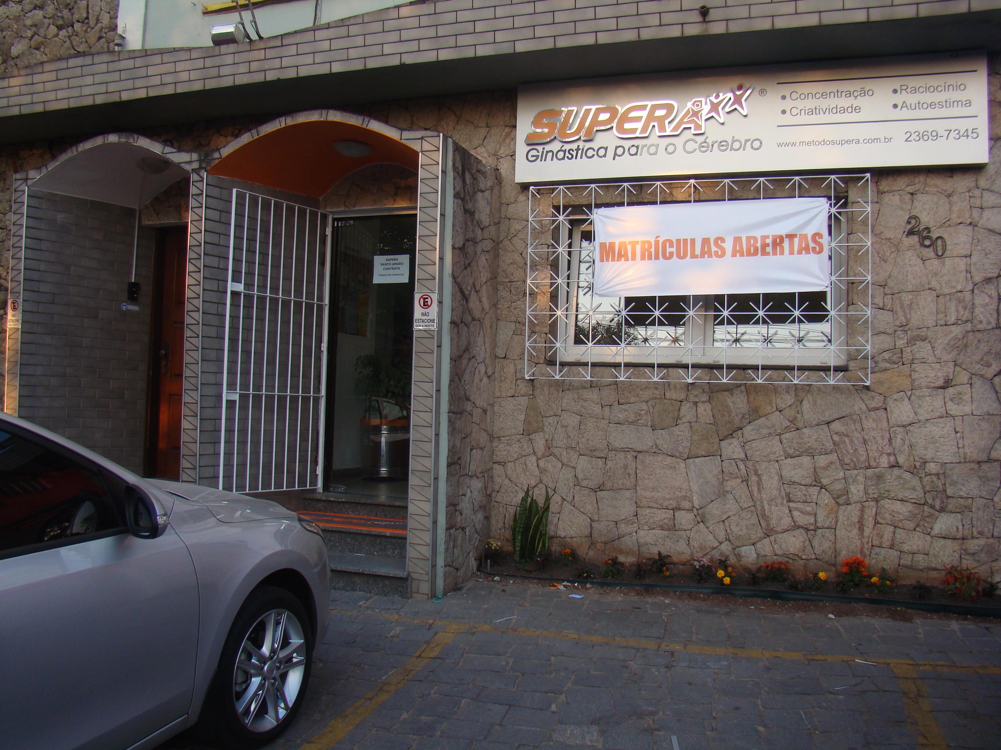 5b58986b4e São Paulo - Santo Amaro - SUPERA - Ginástica Cerebral
