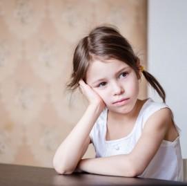 Crianças ansiosas: para especialista, transtorno pode afetar saúde mental
