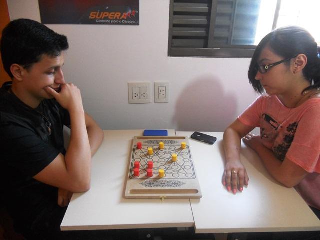 SAÚDE MENTAL <BR/> O papel dos jogos na aprendizagem - SUPERA - Ginástica para o Cérebro