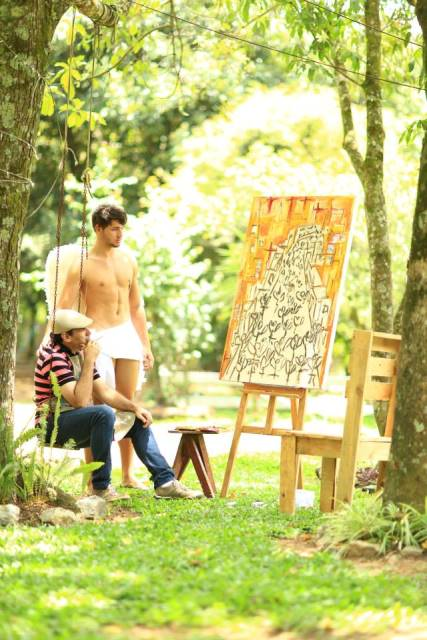 EXERCÍCIOS PARA O CÉREBRO <BR/> SUPERA apoia a arte de Luiz Bhittencourt  - SUPERA - Ginástica para o Cérebro