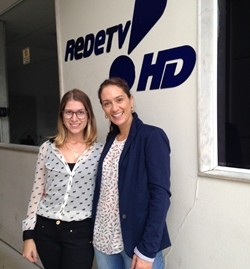 SUPERA visita redações de TV em São Paulo