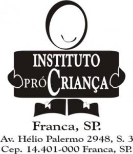 Logo Novo Pró-Criança Franca
