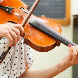 música altera cérebro
