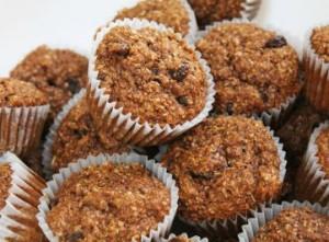 brain food muffin para melhorar a memoria