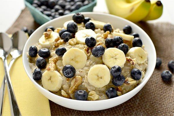 Café da manhã para tirbinar o cérebro