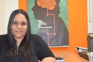Thais Bento Lima da Silva, Gerontóloga pela Universidade de São Paulo, Mestre e Doutoranda em Neurologia Cognitiva e Envelhecimento.