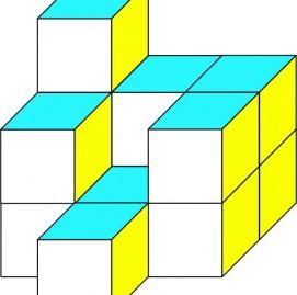 montando cubos 1