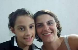 Ana Claudia - mãe da aluna Clara