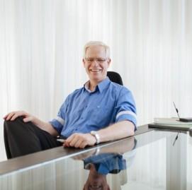 Marcos Meier é palestrante na área da educação, mediação da aprendizagem de Feuerstein