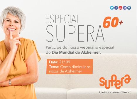 Palestra com especialista no Dia Mundial do Alzheimer