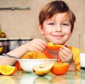 Alimentação equilibrada: como fazer meu filho comer bem