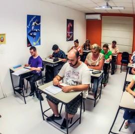 Ginástica cerebral melhora performance dos alunos