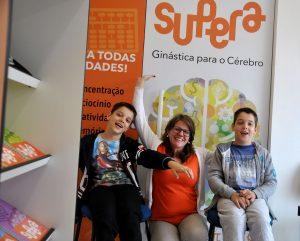 Gêmeos dão exemplo de superação em Curitiba - SUPERA - Ginástica para o Cérebro