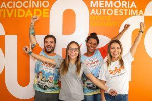 Atletas de ponta ganham novo patrocinador para disputar mundiais - SUPERA - Ginástica para o Cérebro
