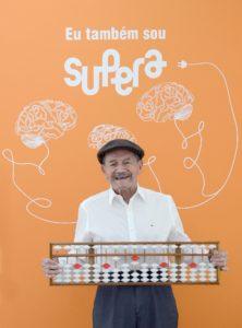 Com 102 anos de vida, aluno SUPERA dá dicas de longevidade - SUPERA - Ginástica para o Cérebro