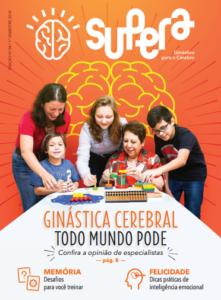 Unidades em todo o Brasil recebem 4ª Revista SUPERA - SUPERA - Ginástica para o Cérebro