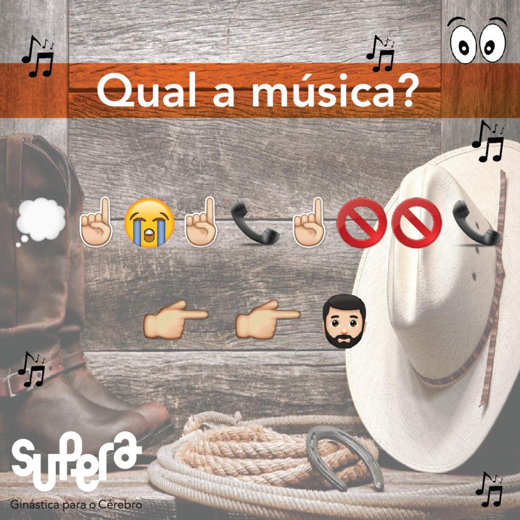 Qual a música #3