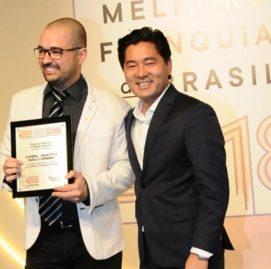Franquia Método SUPERA - Ginástica para o Cérebro recebe prêmio que consagra as melhores franquias do Brasil.