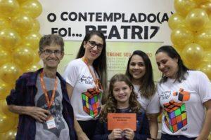 Aluna de Nova Venécia ganha sorteio de 2ª viagem para Disney - SUPERA - Ginástica para o Cérebro