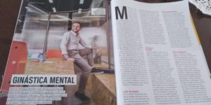 SUPERA é sucesso na mídia e alunos são destaque na Revista Você S/A - SUPERA - Ginástica para o Cérebro