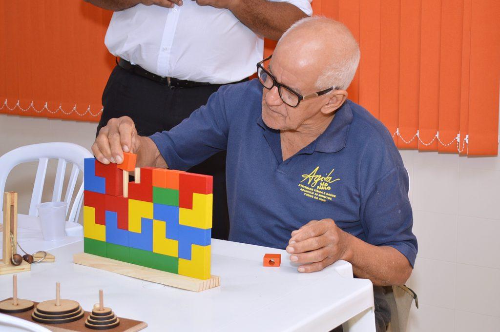 A educação e a aprendizagem para as pessoas 60+ - SUPERA - Ginástica para o Cérebro