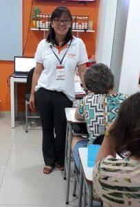 Educadora SUPERA leva o ensino do ábaco para escolas em projeto inovador - SUPERA - Ginástica para o Cérebro