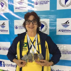 Aluna SUPERA conquista título de campeã sul-americana - SUPERA - Ginástica para o Cérebro
