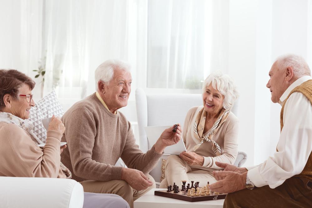A importância da socialização no processo de envelhecimento - SUPERA - Ginástica para o Cérebro